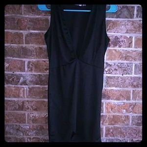 Boohoo Black Minidress